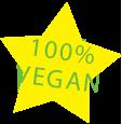 Alle Produkte 100% vegan